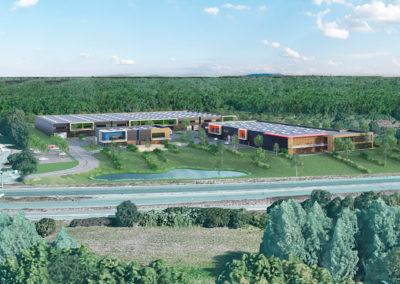 Village d'entreprises / Clayes-sous-bois (78)